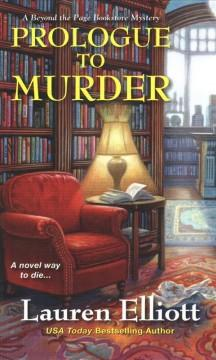 Book Cover: 'Prologue to murder'