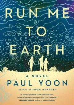 Book Cover: 'Run me to earth'