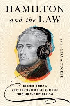 Book Cover: 'Hamilton and the law'