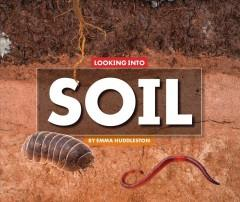 Book Cover: 'Looking into soil'
