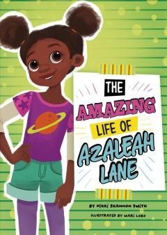 Book Cover: 'The amazing life of Azaleah Lane'