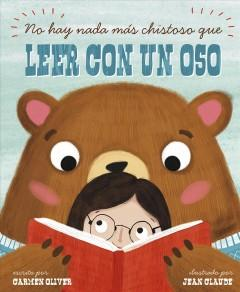 Book Cover: 'Bears make the best reading buddies Spanish'