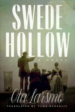 Book Cover: 'Swede Hollow'