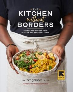 Book Cover: 'The kitchen without borders'