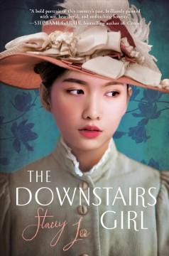 Book Cover: 'The downstairs girl'