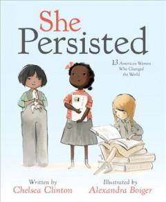 Cover: 'She Persisted'