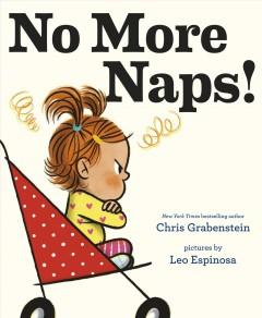 Book Cover: 'No more naps'