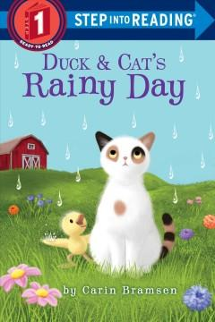 Book Cover: 'Duck Cats rainy day'