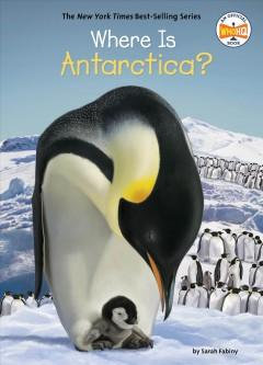 Book Cover: 'Where is Antarctica'