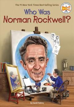 Book Cover: 'Who was Norman Rockwell'