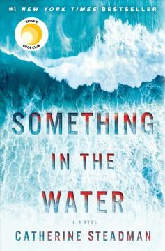 Cover: 'Something in the Water'