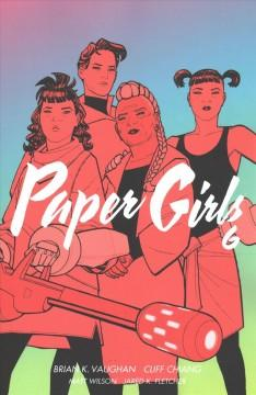 Book Cover: 'Paper girls 6'