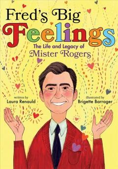 Book Cover: 'Freds big feelings'