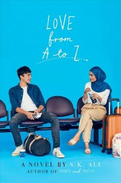 Book Cover: 'Love from A to Z'