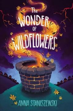 Book Cover: 'The wonder of wildflowers'