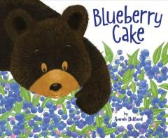 Book Cover: 'Blueberry cake'