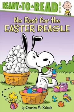 Book Cover: 'No rest for the Easter Beagle'