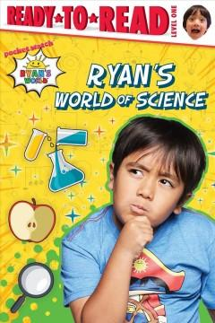 Book Cover: 'Ryans world of science'