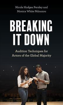 Book Cover: 'Breaking it down'