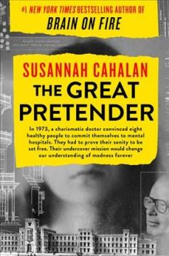 Book Cover: 'The great pretender'
