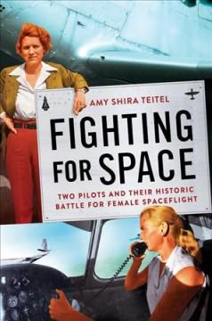 Book Cover: 'Fighting for space'