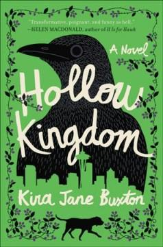 Book Cover: 'Hollow kingdom'