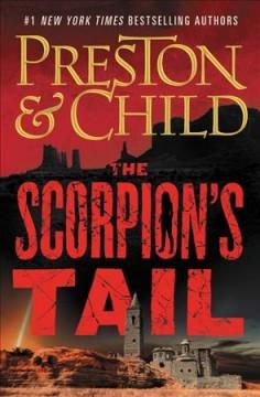 Book Cover: 'The scorpions tail'