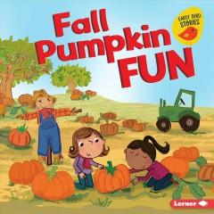 Fall pumpkin fun