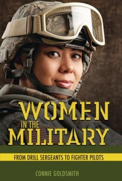 Book Cover: 'Women in the military'