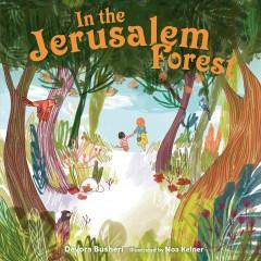 Book Cover: 'In the Jerusalem forest'