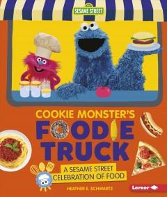 Book Cover: 'Cookie Monsters foodie truck'