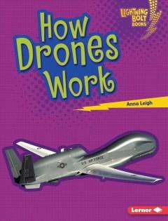 Book Cover: 'How drones work'