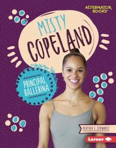 Book Cover: 'Misty Copeland'
