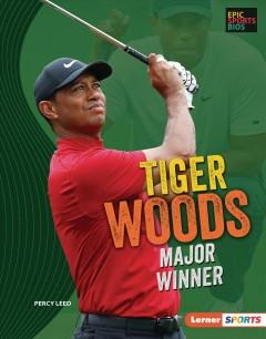 Book Cover: 'Tiger Woods'