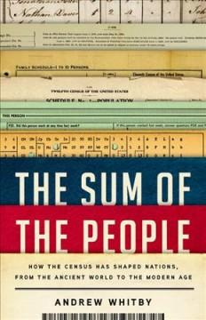 Book Cover: 'The sum of the people'
