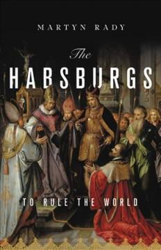 Book Cover: 'The Habsburgs'