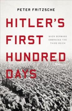 Book Cover: 'Hitlers first hundred days'