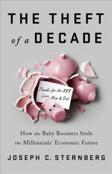 Book Cover: 'The theft of a decade'