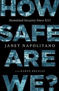 Book Cover: 'How safe are we'