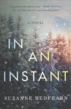 Book Cover: 'In an instant'