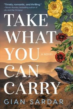Book Cover: 'Take what you can carry'
