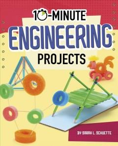 Book Cover: '10-minute engineering projects'