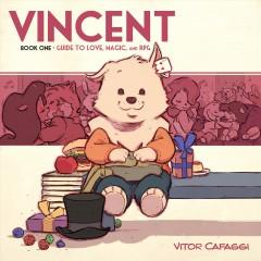 Vincent Book 1 Guide to love magic and RPG