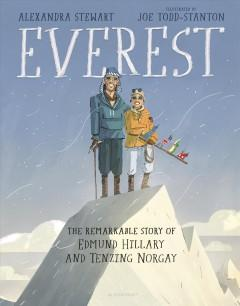 Book Cover: 'Everest'