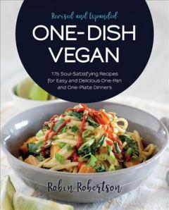 Cover: 'One-Dish Vegan'
