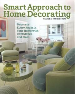 Book Cover: 'Smart approach to home decorating'
