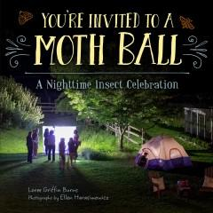 Book Cover: 'Youre invited to a moth ball'