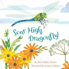 Soar high dragonfly