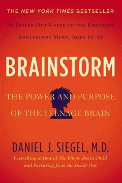 'Brainstorm: The Teenage Brain from the Inside Out' by Daniel J. Siegel