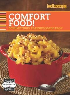 comfort food book cover